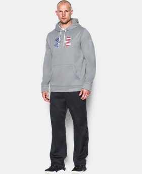 Men's UA Freedom Storm Hoodie  3 Colors $54.99