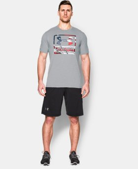 Men's UA Freedom BFL T-Shirt LIMITED TIME: FREE SHIPPING 5 Colors $24.99