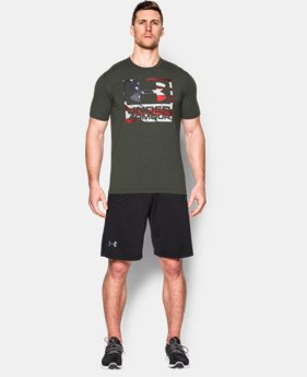 Men's UA Freedom BFL T-Shirt LIMITED TIME: FREE SHIPPING 1 Color $24.99