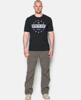 Men's UA Freedom Support the Troops T-Shirt LIMITED TIME: FREE SHIPPING 1 Color $24.99