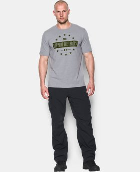 Men's UA Freedom Support the Troops T-Shirt  1 Color $24.99