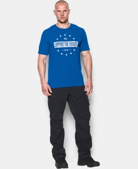 Men's UA Freedom Support the Troops T-Shirt LIMITED TIME: FREE SHIPPING 2 Colors $24.99