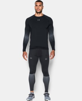 New Arrival Men's UA Purestrike Grippy Fitted Long Sleeve LIMITED TIME: FREE SHIPPING 1 Color $59.99