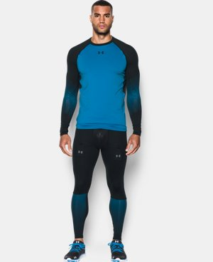 Men's UA Purestrike Grippy Fitted Long Sleeve LIMITED TIME: FREE SHIPPING 3 Colors $69.99