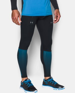Men's UA Purestrike Grippy Fitted Leggings LIMITED TIME: FREE U.S. SHIPPING 3 Colors $59.99