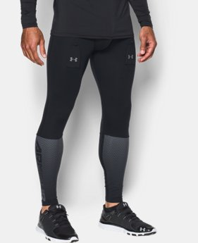 Men's UA Purestrike Grippy Fitted Leggings  3 Colors $59.99