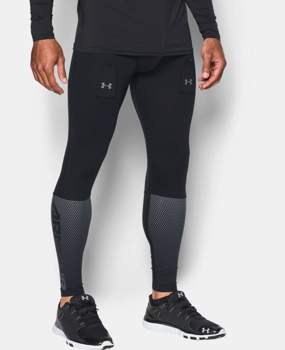 Men's UA Purestrike Grippy Fitted Leggings  1 Color $69.99