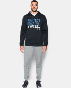 New Arrival  Men's UA Protect Home Ice Hoodie  2 Colors $69.99