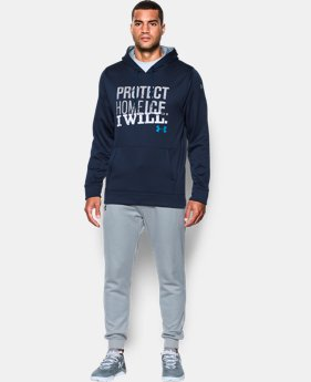 Men's UA Protect Home Ice Hoodie  1 Color $52.99