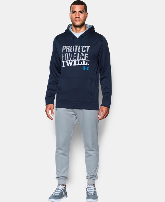 Men's UA Protect Home Ice Hoodie  1 Color $69.99
