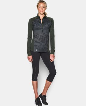 Women's UA Tech™ Freedom ½ Zip