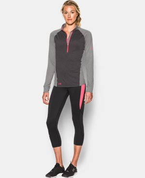 Women's UA Tech™ Freedom 1/2 Zip LIMITED TIME: FREE U.S. SHIPPING  $44.99