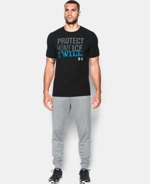Men's UA Protect Home Ice T-Shirt LIMITED TIME: FREE U.S. SHIPPING 1 Color $24.99