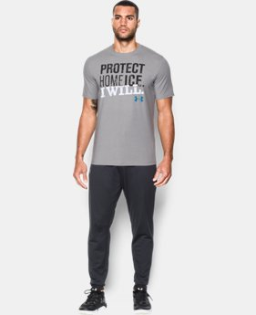 Men's UA Protect Home Ice T-Shirt  1 Color $29.99