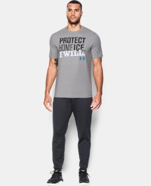 Men's UA Protect Home Ice T-Shirt LIMITED TIME: FREE U.S. SHIPPING 3 Colors $24.99