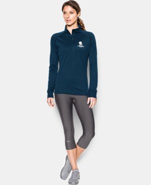 Women's UA Tech™ WWP 1/2 Zip LIMITED TIME: FREE U.S. SHIPPING 1 Color $33.99