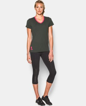 Women's UA Tech™ Freedom T-Shirt  1 Color $24.99