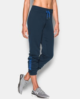 Women's UA Favorite Fleece Freedom Pant  4 Colors $54.99