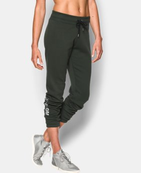 Women's UA Favorite Fleece Freedom Pant  2 Colors $54.99