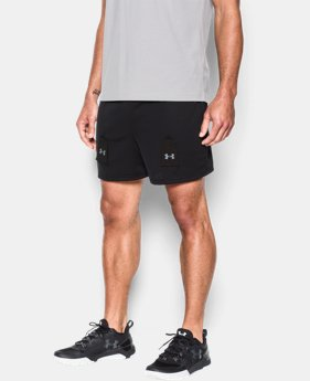New Arrival  Men's UA Hockey Mesh Shorts w/ Cup   1 Color $44.99