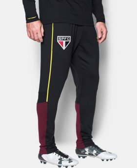 New Arrival Men's São Paulo 16/17 Training Pants  1 Color $55