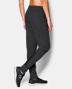 Women's UA Favorite French Terry Jogger Pant  1 Color $41.99