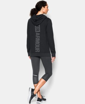 Women's UA Favorite French Terry Popover  1 Color $64.99