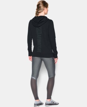 Women's UA Favorite French Terry Popover   $54.99