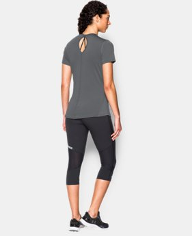 Women's UA HeatGear® CoolSwitch Short Sleeve  3 Colors $26.99