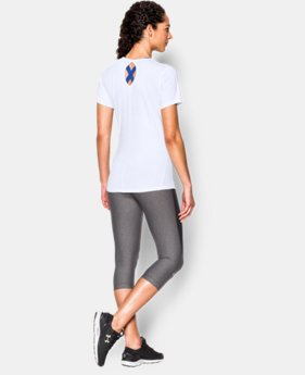 Women's UA HeatGear® CoolSwitch Short Sleeve  1 Color $29.99