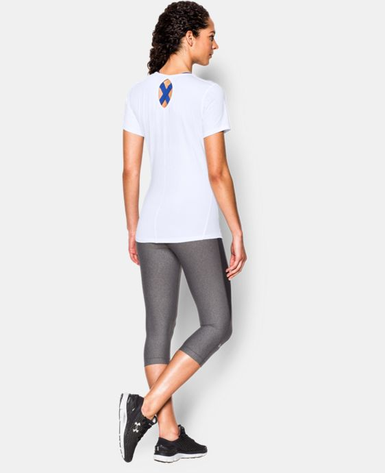 Women's UA HeatGear® CoolSwitch Short Sleeve  1 Color $26.99