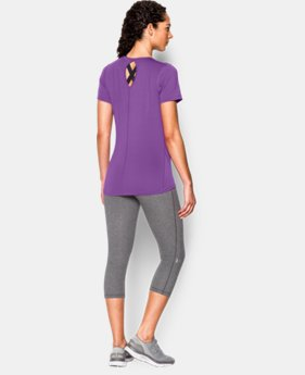 Women's UA HeatGear® CoolSwitch Short Sleeve  1 Color $20.24 to $26.99