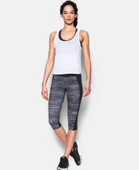 Women's UA Fly-By 2.0 Middy  1 Color $22.99