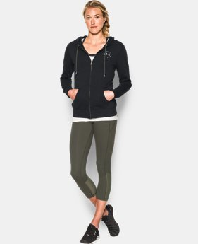 Women's UA Favorite Fleece WWP Full Zip