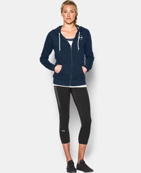 Women's UA Favorite Fleece WWP Full Zip  1 Color $69.99
