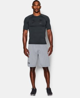 Men's UA HeatGear® Armour Graphic Short Sleeve Compression Shirt LIMITED TIME: FREE SHIPPING 2 Colors $22.49 to $29.99