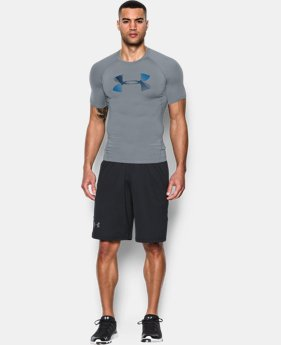Men's UA HeatGear® Armour Graphic Short Sleeve Compression Shirt  2 Colors $26.99