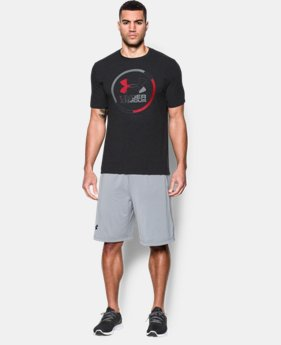 Men's UA Circle Split T-Shirt
