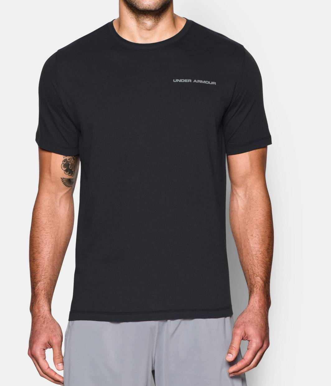 Men 39 S Charged Cotton T Shirt Under Armour Us