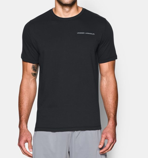 men s charged cotton t shirt under armour us