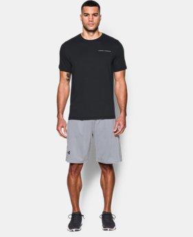 Men's Charged Cotton® T-Shirt  5 Colors $12.5 to $17.99