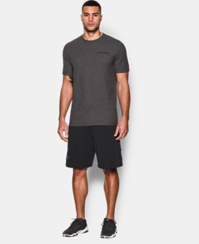 Men's Charged Cotton® T-Shirt  3 Colors $12.5 to $17.99