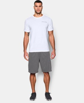 New Arrival Men's Charged Cotton® T-Shirt   1 Color $24.99