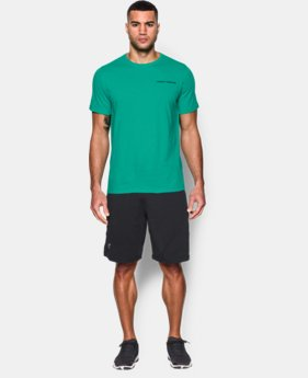 Men's Charged Cotton® T-Shirt   6 Colors $18.99