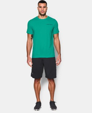 New to Outlet Men's Charged Cotton® T-Shirt   2 Colors $11.24 to $14.99