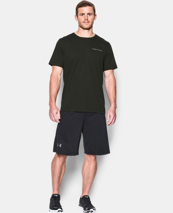 Men's Charged Cotton® T-Shirt  LIMITED TIME: FREE U.S. SHIPPING 2 Colors $11.24 to $18.99