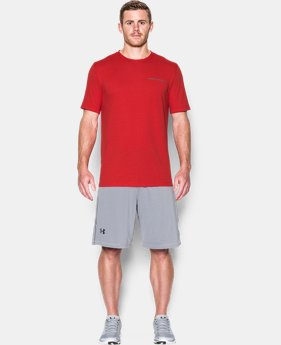 Men's Charged Cotton® T-Shirt  2 Colors $12.5 to $17.99