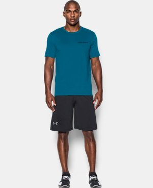 Men's Charged Cotton® T-Shirt  LIMITED TIME: FREE U.S. SHIPPING 3 Colors $11.24 to $18.99