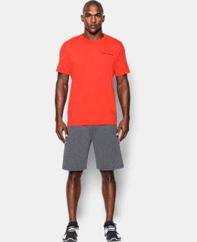 New Arrival Men's Charged Cotton® T-Shirt   2 Colors $24.99