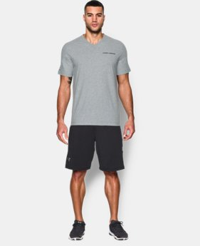 Men's Charged Cotton® V-Neck  1 Color $20.99